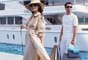 Yacht Haven Grande Branding
